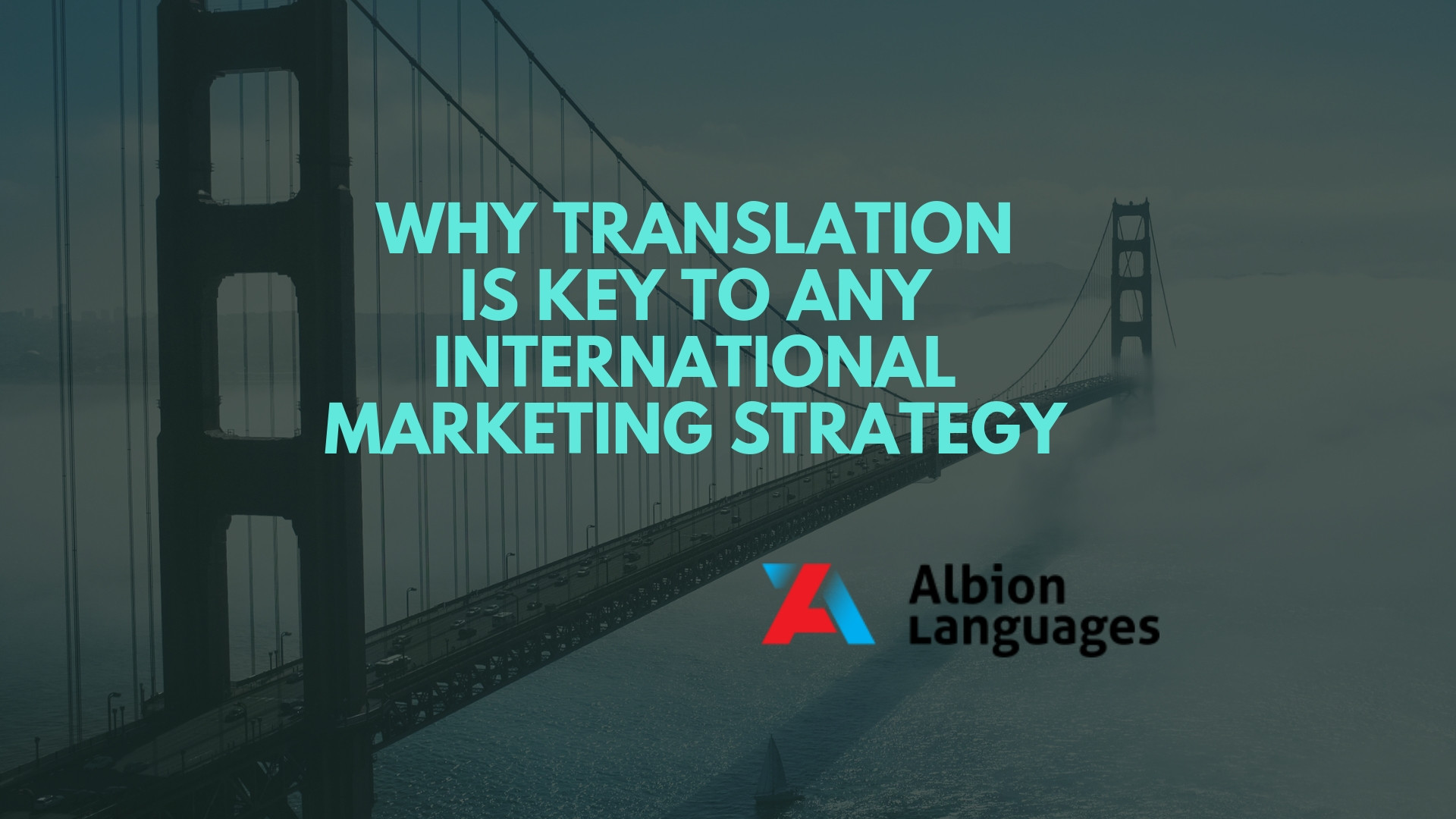 Translation is key to international marketing