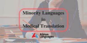 minority languages