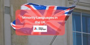 Minority languages in the UK 1