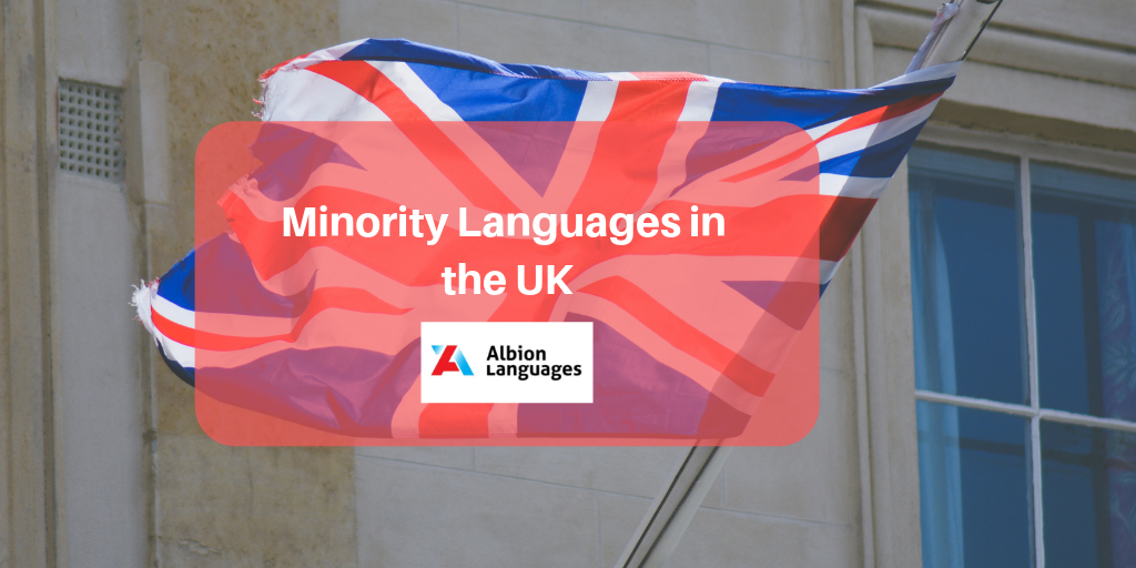 Minority languages in the UK