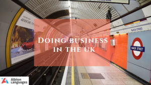 doing business in England 5