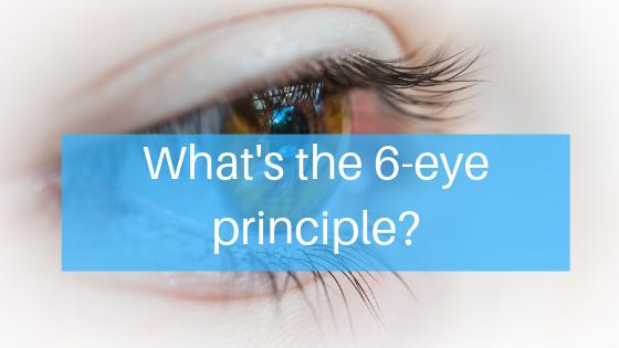 6-eye principle
