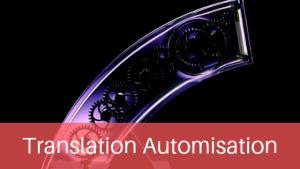 translation automisation