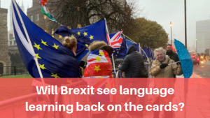 Brexit and languages