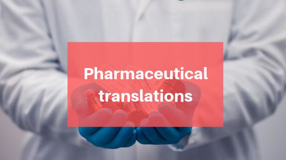pharmaceutical translations