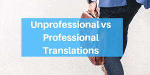 Professional translation services 2
