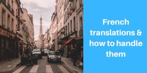 French translation3
