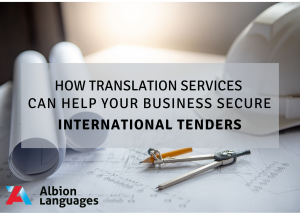 How translation services can help your business secure international tenders