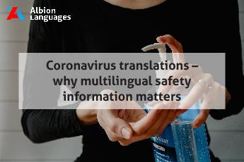 coronavirus translations