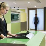 Working with CBRE to help them communicate effectively with 70,000 employees worldwide